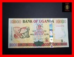 UGANDA 10.000 10000 Shillings 2005 P. 45 A  UNC - Uganda