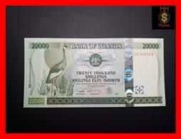 UGANDA 20.000 20000 Shillings 2009 P. 46 D  UNC - Uganda
