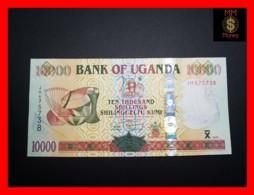 UGANDA 10.000 10000 Shillings 2009 P. 45 C  UNC - Uganda