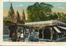 INDIA - The Golden Temple BENARES - Inde