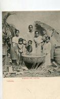 SRI LANKA (Ceylon)  Singhalese With Tom-Tom - VG Ethnic Etc - Unsused Undivided Rear - Asia