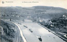 BELGIUM - Anseremme - Le Meuse Au Pont D'Anseremme - Good Shipping View Etc - Dinant