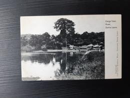 Congo Town River - Sierra Leone - Sierra Leona