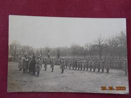CPA - Carte-Photo Non Située - Remise De Décorations - Guerre 1914-18