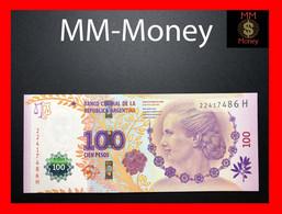 ARGENTINA 100 Pesos 2013 P. 358 Serie H Not Commemorative  UNC - Argentine