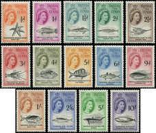 ** TRISTAN DA CUNHA - Poste - 28/41, Complet: Animaux, Baleine - Tristan Da Cunha