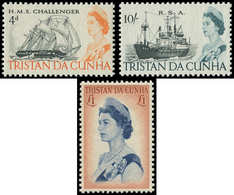 ** TRISTAN DA CUNHA - Poste - 113/15, Série Courante - Tristan Da Cunha