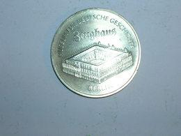 ALEMANIA/RDA 5 MARCOS 1990 KM 135 (1400) - 5 Mark