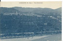 LARAGNE    (  HAUTES-ALPES )    VUE GENERALE - Autres Communes