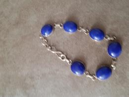 Bracelet Perles Semi Précieuses - Non Classés