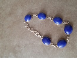 Bracelet Perles Semi Précieuses - Jewels & Clocks