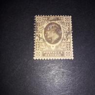 "FB1026 GB KING EDWARD 3 D. ""O"" - 1902-1951 (Re)"