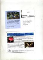 Carte Reponse T Protection Oiseau  Theme Martin-pecheur + Lettre Groupent Allschwil - Entiers Postaux