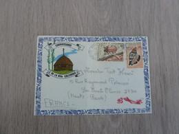 LETTRE DE NOUVELLES-CALEDONIES - ANNEE 1977 - NOUMEA - - Collezioni