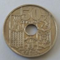 Espagne - 50 Centimos 1963 - - 1 Peseta