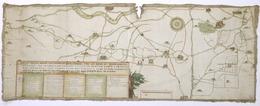 Antico Cabreo Corsi D'acqua E Chiuse - Vinzaglio - XVII / XVIII Secolo - RARO - Other Collections