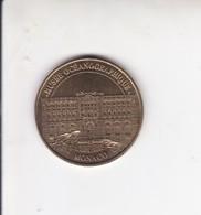 Jeton Médaille Monnaie De Paris MDP Monaco Musée Océanographique  2006 - Monnaie De Paris