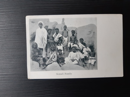 Somali Family - Undivided Rear - Somalia