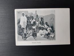 Somali Family - Undivided Rear - Somalie