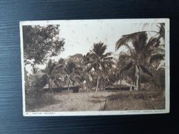 Mombasa, Kenya Colony - Native Houses - Kenya