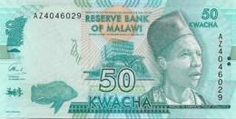 50 KWACHA 2016 - Malawi