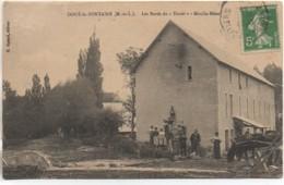 """49 DOUE-la-FONTAINE  Les Bords Du """"Douet"""" - Moulin-Méan - Doue La Fontaine"""