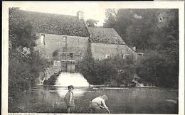VERSON - Le    Moulin - CPA 1938 - Otros Municipios