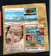 SAN MARIN OB - Saint-Marin