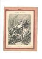 LOUIS LE GROS Couverture De Cahier Histoire De France Bien/TB 222 X 172  3 Scans - Protège-cahiers