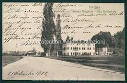 Padova Loreggia Strada Maggiore Villa Wollemborg FP P/65 - Padova