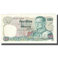 Billet, Thaïlande, 20 Baht, KM:88, SUP+ - Thailand