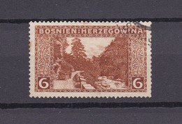 Bosnien Und Herzegowina - 1906 - Michel Nr. 33 E - Gest. - 40 Euro - Gebraucht