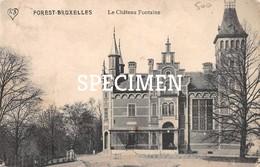 Le Château Fontaine  - Forrest - Vorst - Forest - Vorst