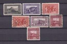 Bosnien Und Herzegowina - 1906 - Michel Nr. 29/30 C + 40/42 C  - Gest./Ungebr. - 100 Euro - Gebraucht