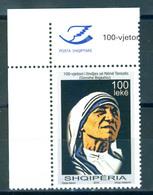 Albania 2010 Mother Teresa 1v MNH - Albania