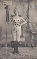 Quelques étoiles ( Vrouw Femme ) 1905 ( ST Trond Sint Truiden => Gand Gent ) - Teatro