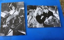 2 CPSM FERNANDEL De Marcel Pagnol R. Leboursier Nais- Le Schpountz Thème  Spectacle Cinéma Acteurs-Carte Postale - Actores