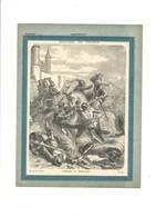 CHARLES LE TÉMÉRAIRE Couverture De Cahier Histoire De France TB 222 X 172  3 Scans Didactique - Protège-cahiers