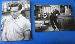 2 CPSM MARIUS -FANNY De Marc Allegret-& Korda - Raimu -Fresnay  Thème  Spectacle Cinéma Acteurs-Carte Postale - Actores