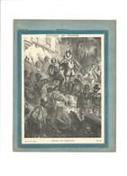 JOURNÉE DES BARRICADES HENRI IV Couverture De Cahier Histoire De France TB 222 X 172  3 Scans Didactique - Protège-cahiers