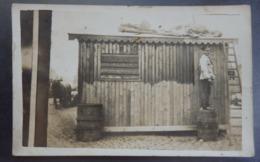 Soldat - Photo Carte - Envoyé à Velroux Grace-Hollogne - Etat: Voir 2 Scans. - Kasernen