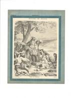 MORT DE TURENNE Couverture De Cahier Histoire De France TB 222 X 172  3 Scans Didactique - Book Covers