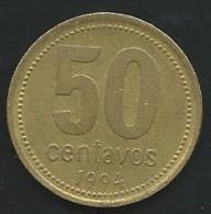 ARGENTINE : 50 Centavos 1994  Laupi12507 - Argentina