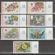 BERMUDAS  1975  **   MNH  YVERT   310/16  VALOR  47.50 €  FLORES - Bermuda