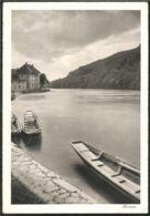 Aarburg, Partie Am Fluss Mit Booten - AG Argovie