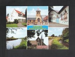 LEBBEKE - WIEZE - DENDERBELLE - GROETEN UIT LEBBEKE  (6950) - Lebbeke