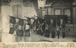75 - Paris - Drapeaux Allemands Déposés Aux Invalides - 2011 - Guerre 1914-18
