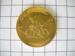 939 Médaille MDP  BAGNERES DE BIGORRE 65 Col Du Tourmalet  Haute- Pyrénées Tour De France Cyclisme - Monnaie De Paris