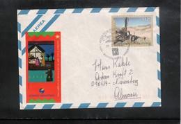 Argentina 1997 Interesting Airmail Letter - Argentina