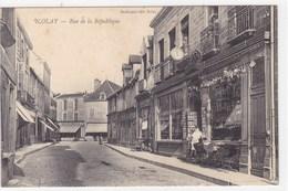 Côte-d'Or - Nolay - Rue De La République - Other Municipalities